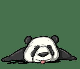 PANDA!! PANDA!! sticker #14198146