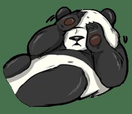 PANDA!! PANDA!! sticker #14198147