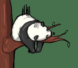 PANDA!! PANDA!! sticker #14198152