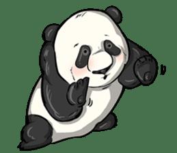 PANDA!! PANDA!! sticker #14198157
