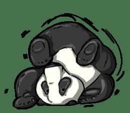 PANDA!! PANDA!! sticker #14198163