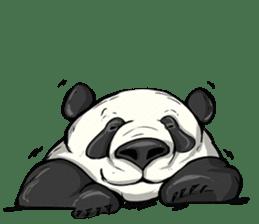 PANDA!! PANDA!! sticker #14198165