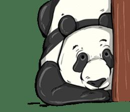PANDA!! PANDA!! sticker #14198166