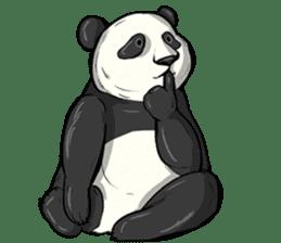 PANDA!! PANDA!! sticker #14198169