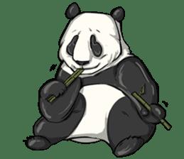 PANDA!! PANDA!! sticker #14198170