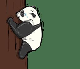 PANDA!! PANDA!! sticker #14198173