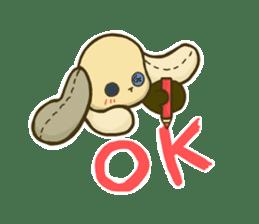 Everyday life of fluffys sticker #14198542