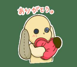 Everyday life of fluffys sticker #14198544