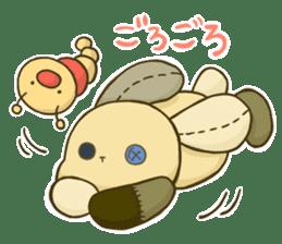 Everyday life of fluffys sticker #14198546