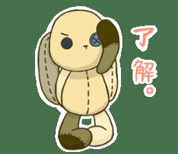 Everyday life of fluffys sticker #14198547