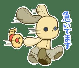 Everyday life of fluffys sticker #14198548