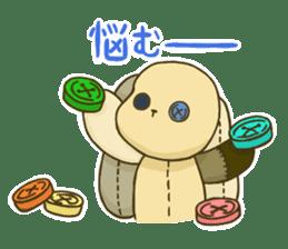 Everyday life of fluffys sticker #14198549
