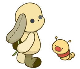 Everyday life of fluffys sticker #14198550
