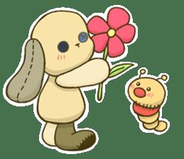 Everyday life of fluffys sticker #14198551