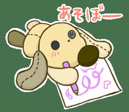 Everyday life of fluffys sticker #14198552