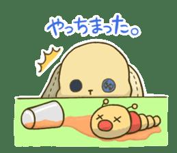 Everyday life of fluffys sticker #14198554