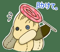 Everyday life of fluffys sticker #14198558