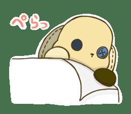 Everyday life of fluffys sticker #14198559