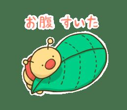 Everyday life of fluffys sticker #14198562
