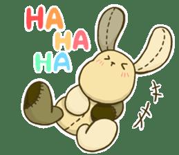 Everyday life of fluffys sticker #14198563