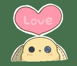Everyday life of fluffys sticker #14198566