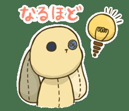 Everyday life of fluffys sticker #14198569