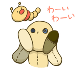 Everyday life of fluffys sticker #14198571