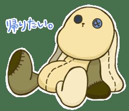 Everyday life of fluffys sticker #14198573