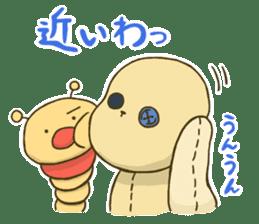 Everyday life of fluffys sticker #14198577