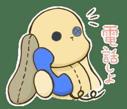 Everyday life of fluffys sticker #14198579