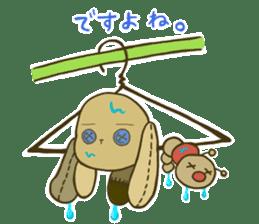 Everyday life of fluffys sticker #14198581