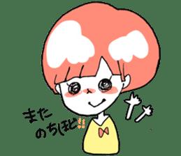 Cute Keigo girls sticker #14198901