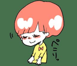 Cute Keigo girls sticker #14198905