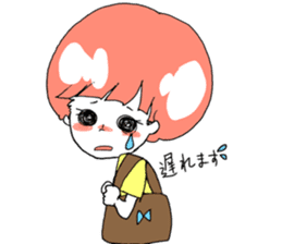 Cute Keigo girls sticker #14198906