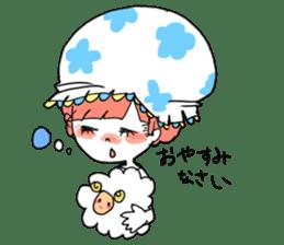 Cute Keigo girls sticker #14198909