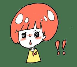 Cute Keigo girls sticker #14198918