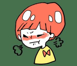 Cute Keigo girls sticker #14198919