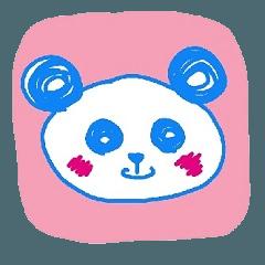 Panda like panda
