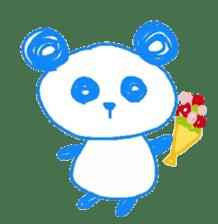 Panda like panda sticker #14199942