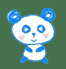 Panda like panda sticker #14199943