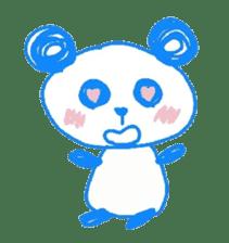 Panda like panda sticker #14199946