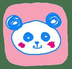 Panda like panda sticker #14199947
