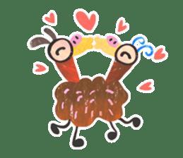 Mr. Ostrich sticker #14200296
