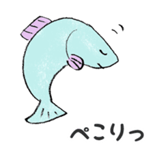 Frequently used[Bow Understand See you] sticker #14200430