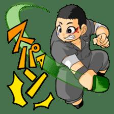 KAIENTAI DOJO Official Sticker2 sticker #14202595