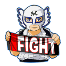 KAIENTAI DOJO Official Sticker2 sticker #14202629