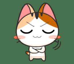 Gojill The Meow 4 sticker #14203656