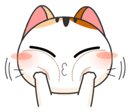 Gojill The Meow 4 sticker #14203665