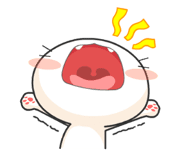 Gojill The Meow 4 sticker #14203673