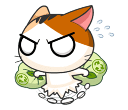 Gojill The Meow 4 sticker #14203676